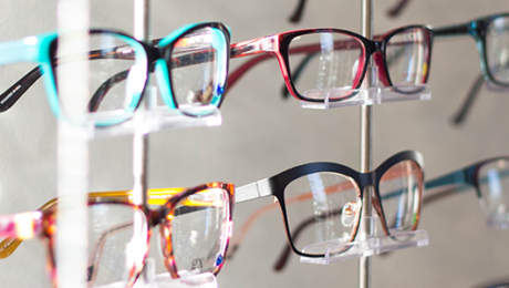 Perfect Pair Frames from Leslie Sessel